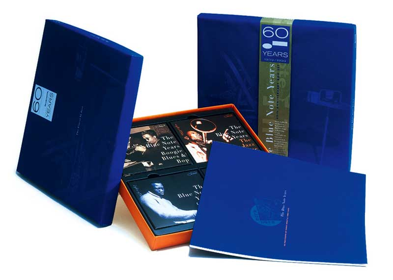 Blue Note 60th Anniversary boxed set